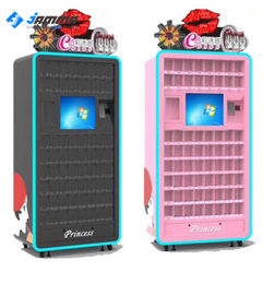 Attractive Lipstick Gift Vending Machine With Challenging Game 220V 110V Optional