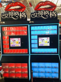 Touch Screen Lipstick Special Vending Machine , Automatic Strange Vending Machines
