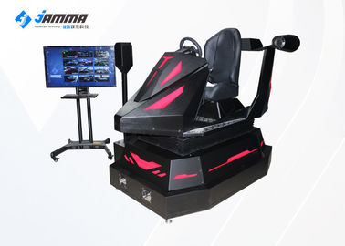 VR Car Driving Simulator Machine With Screen Display Full 3D Audio And Effects
