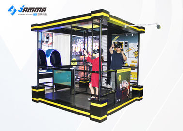 Multiplayer HTC Game Virtual Reality Simulator VR Tower 7 m2 Area
