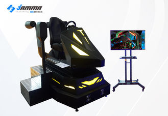 Sport Game Virtual Reality 9D Racing Simulator Multiplayer Competitive Equipment