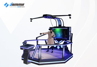 Attractive Single Player VR Walking Platform With Big Space For Shopping Mall
