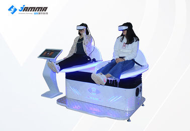 22 Inch Kiosk Roller Coaster Cinema 9D Virtual Reality Dynamic Platform With Deepoon Glasses